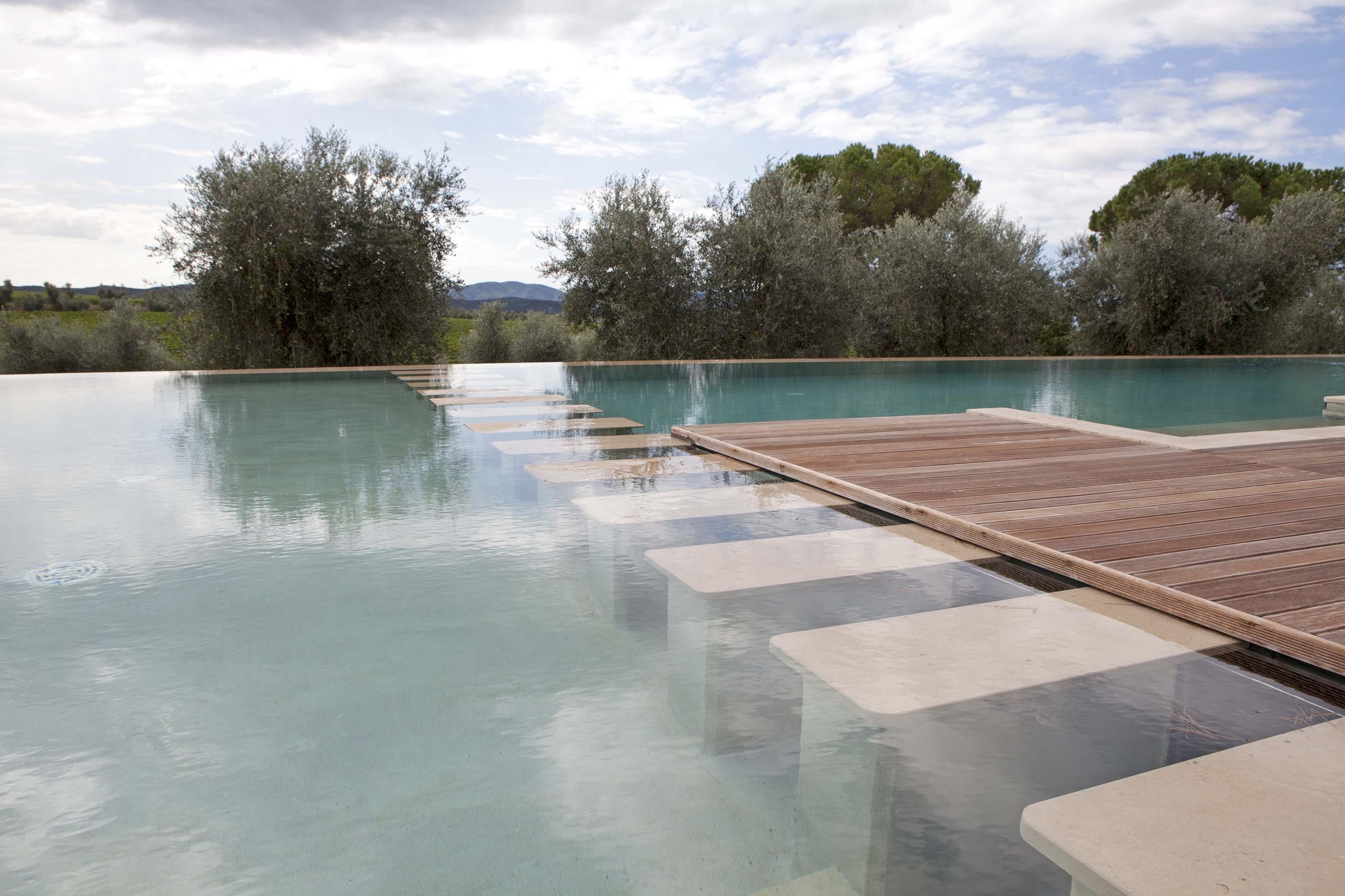 Scalini-piscina